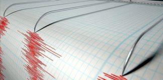 Akdeniz'de 5,5 büyüklüğünde deprem