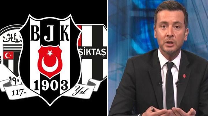 Beşiktaş'tan Ersin Düzen'e sert sözler: Küstah bir tavırla...