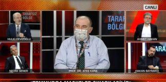Bilim Kurulu Üyesi Ateş Kara'dan iyi haber: Temmuz gibi maskeler çıkabilir