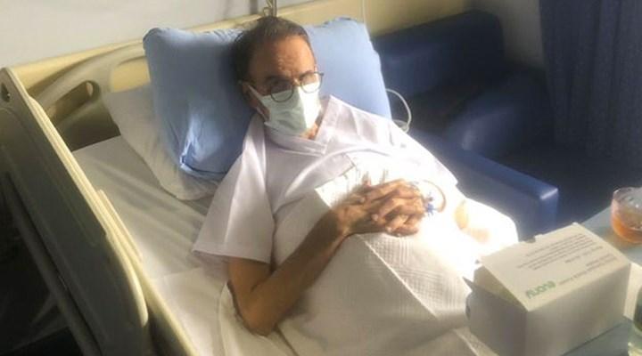 Canlı yayında mide kanaması geçiren Prof. Dr.Mehmet Ceyhan taburcu oldu