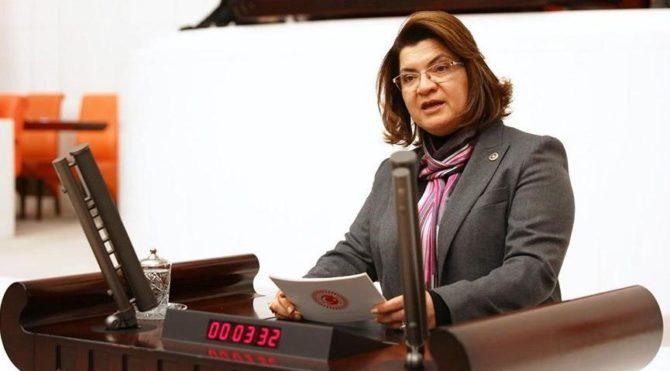CHP'li Suzan Şahin'den Tunus'a hibe tepkisi: Karnı aç olan 'zekât' vermez