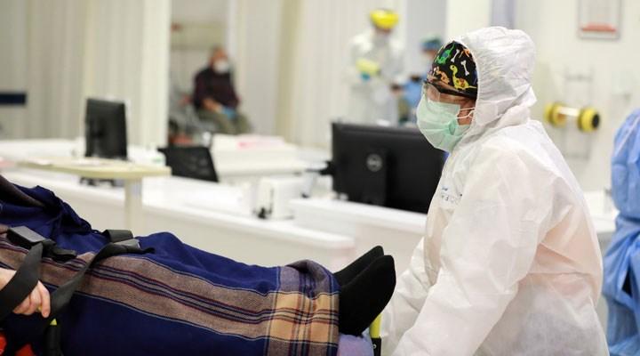 Covid-19 hastalarına bakım için 'refakatçi borsası' 500 lira'dan başlıyor