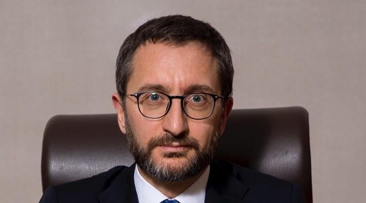 """Fahrettin Altun'dan """"Tehditleriniz hükümsüzdür"""" açıklaması"""