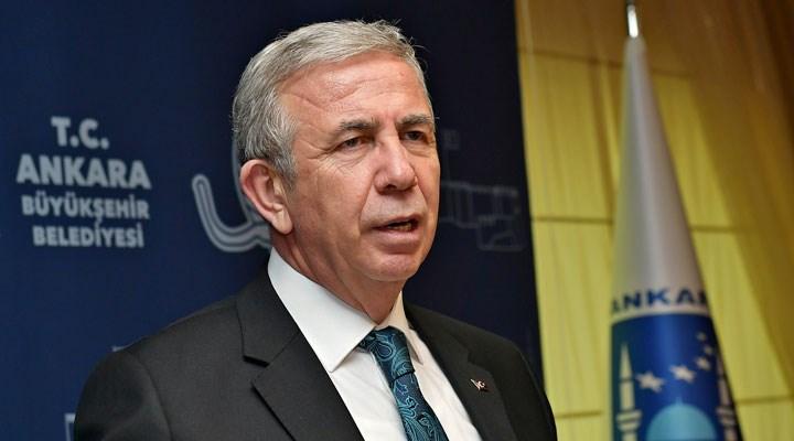 Mansur Yavaş, belediye personeli için asgari ücreti belirledi:3 bin 100 lira