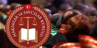 Meslekten ihraç edilen 13 hakim ve savcının isimlerini Resmi Gazete'den duyuruldu