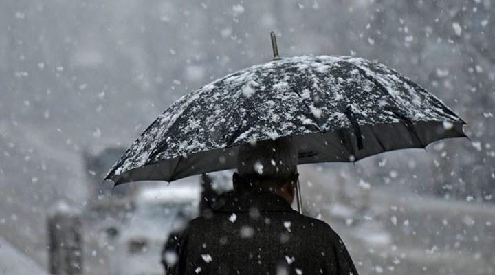 Meteoroloji'den Doğu'ya kar, yağmur ve don uyarısı