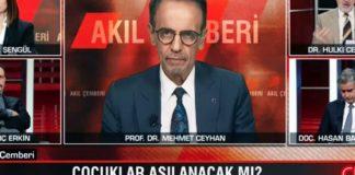 Prof. Dr. Mehmet Ceyhan canlı yayında rahatsızlandı, hastaneye kaldırıldı