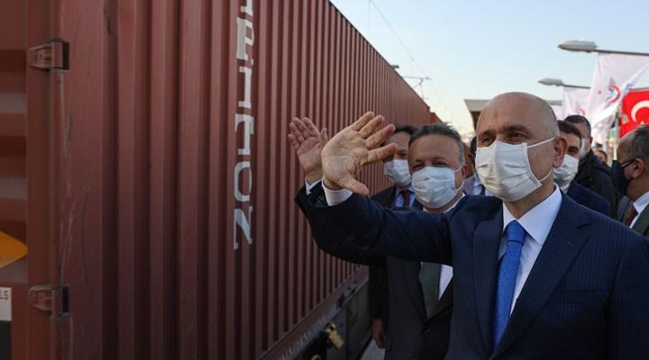 TCDD'den, Çin'e gitmeyip Maltepe'den dönen trenle ilgili açıklama: Yoldan dönmedik, uğradık