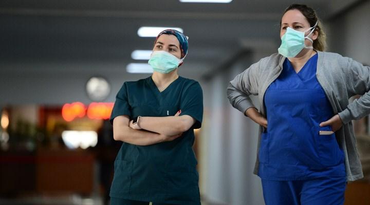 TTB: Bakanlığı'n 'meslek hastalığı' genelgesi tüm sağlık çalışanlarını kapsamıyor