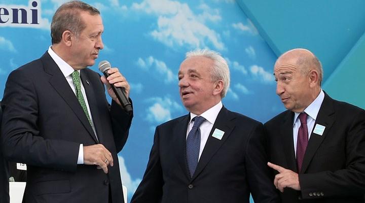 Yandaş 5 inşaat şirketine son 10 yılda 128 kez vergi indirimi!