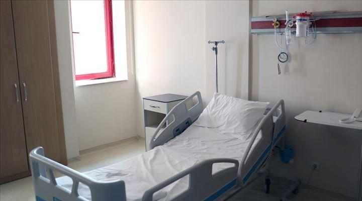 """""""1000 yataklı açıklanan hastane'de 246 yatak var"""""""