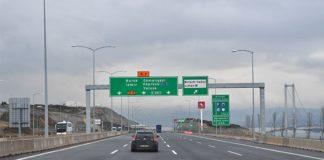 40 günlük sokağa çıkma yasağında garantili köprü ve yollara 90 milyon dolar ödendi
