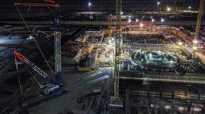 Akkuyu Nükleer santralinde çatlak zemin tartışması
