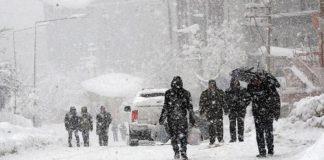 AKOM uyardı: İstanbul'da kar kalınlığı 15-20 santimetreyi bulabilir
