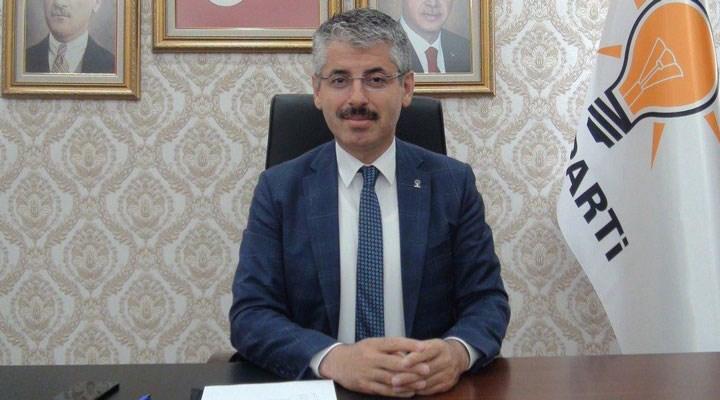 AKP İl Başkanı: Vali Cumhurbaşkanımızın, biz de genel başkanımızın temsilcisiyiz