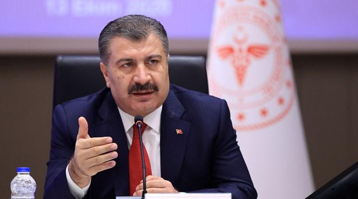 Bakan Koca: Yarından itibaren tüm Türkiye'de sağlık çalışanlarımızın aşılanmasına başlanacak