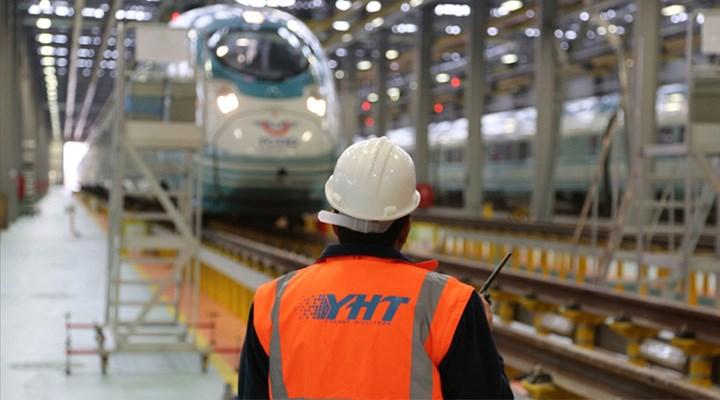 Birtürlü bitmeyen hızlı tren projesine 2 milyar lira daha harcanacak