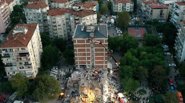 Deprem uzmanı Prof. Dr. Sözbilir: İzmir depremi, 6.8'lik deprem üretebilen fayları tetikledi