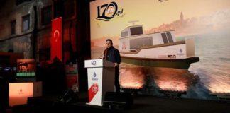 Ekrem İmamoğlu açıkladı: İstanbul'da deniz taksiler tekrar geliyor