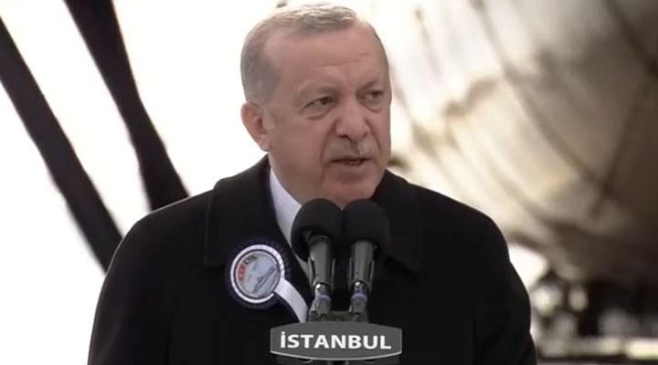 Erdoğan'dan, NATO'ya eleştiri:Güya dostuz