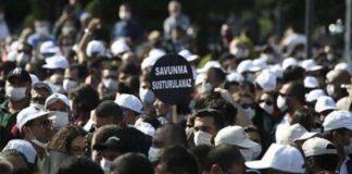 Geçen yıl Çoklu baro' protestosuna katılan 23 avukata soruşturma