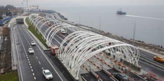 Geçiş garantili Avrasya Tüneli yurttaşın 391 milyon lirasını daha yuttu!