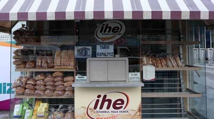 İBB Meclisi'nden 142 Halk Ekmek büfesi için onay çıktı