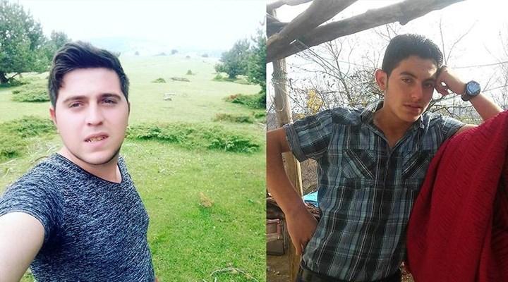 İki kardeş göçük altındayken AFAD ekibi namaz molası vermiş