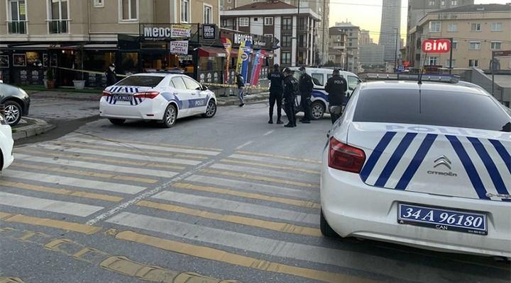 İstanbul Ümraniye'de kafeye silahlı saldırı