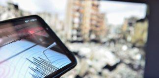 İzmir'in Urla ilçesi açıklarında 4 büyüklüğünde deprem meydana geldi.