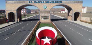 Kafkas Üniversitesi'nde adrese teslim kadro