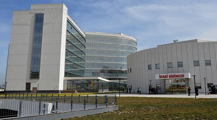 Kayseri şehir hastanesini yapan Şirket, cihazları da devlete aldırmaya çalışmış