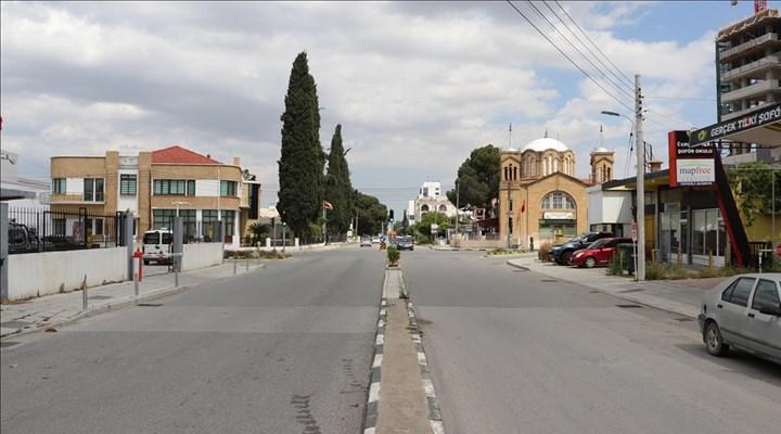 Kuzey Kıbrıs'ta 3 Şubat'a kadar sokağa çıkma yasağı ilan edildi