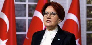 Meral Akşener'den Erdoğan'a çağrı: Küçük ortağını uyar