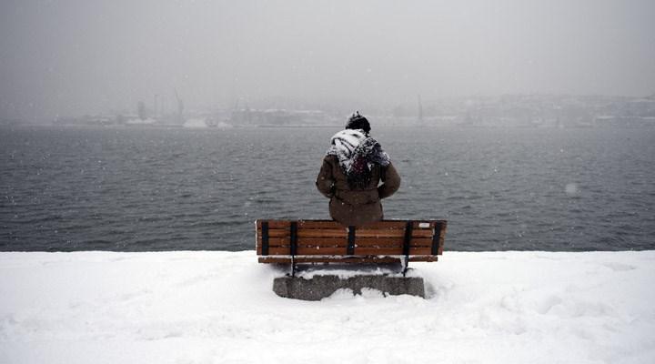 Meteoroloji'den 7 il için 'kuvvetli ve yoğun kar yağışı' uyarısı