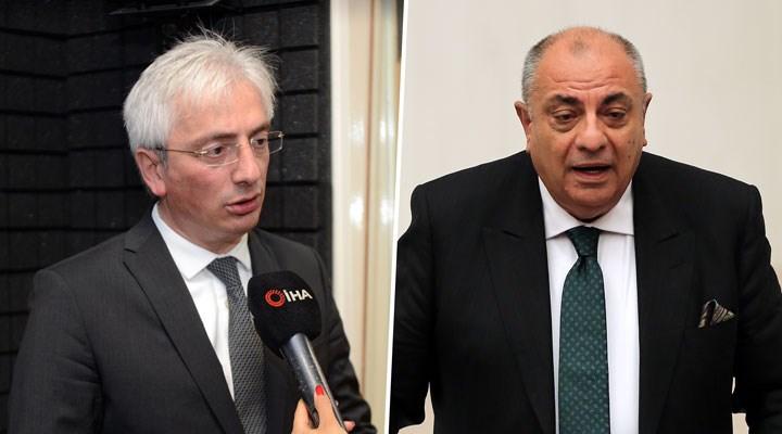 """MHP İl Başkanı'ndan Tuğrul Türkeş'e:""""Bu ağız serok Ahmet'in ağzıdır"""""""