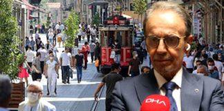 """Prof.Dr.Mehmet Ceyhan süre verdi:'' Salgının 2,5 senede biteceğini ümit ediyorum."""""""