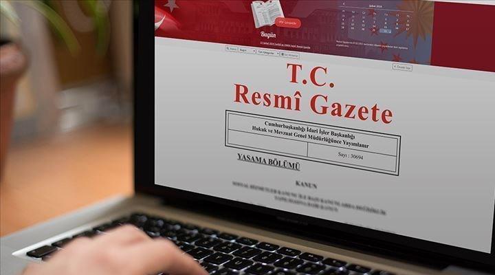 Resmi Gazete'de yayınlandı: Çorum,Kayseri ve Mersin'de bazı bölgeler 'riskli alan' ilan edildi