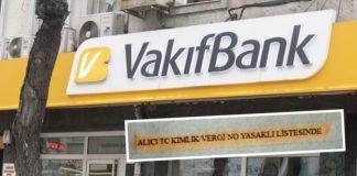 Vakıfbank, KHK'li şahsa yapılan deprem yardımını 'yasaklısınız' diye bloke etti!