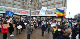 Avrupa'dan, Boğaziçi'ne destek : Almanya, Hollanda ve Avusturya'da eylemler