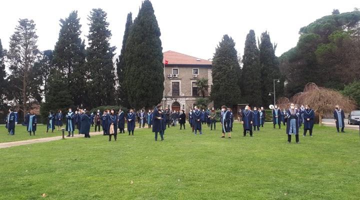 Boğaziçi'nde Melih Bulu'ya sırtını dönen Akademisyen sayısı arttı!