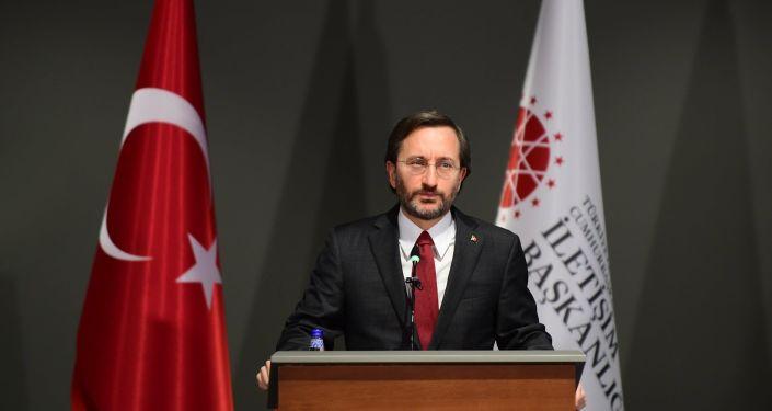 İletişim Başkanı Fahrettin Altun'dan 'Ne yapsalar beyhude' paylaşımı
