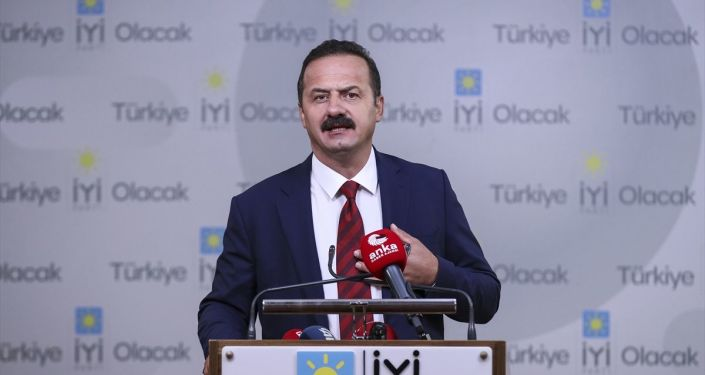 İYİ Parti'li Ağıralioğlu: HDP'yi problemli görüyoruz, fezlekeler geldiğinde 'Evet' diyeceğiz