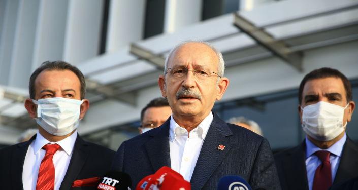 Kemal Kılıçdaroğlu: Ben Biden'cı değilim