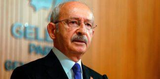 Kılıçdaroğlu'ndan AB üyesi ülkelerin büyükelçilerine mektup
