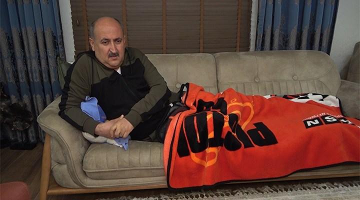 MHP'li belediye başkanı saldırıya uğrayıp darp edildi