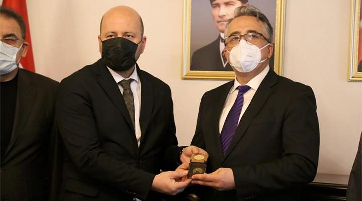 Nevşehir'e yeni belediye başkanı AKP'den Mehmet Savran oldu