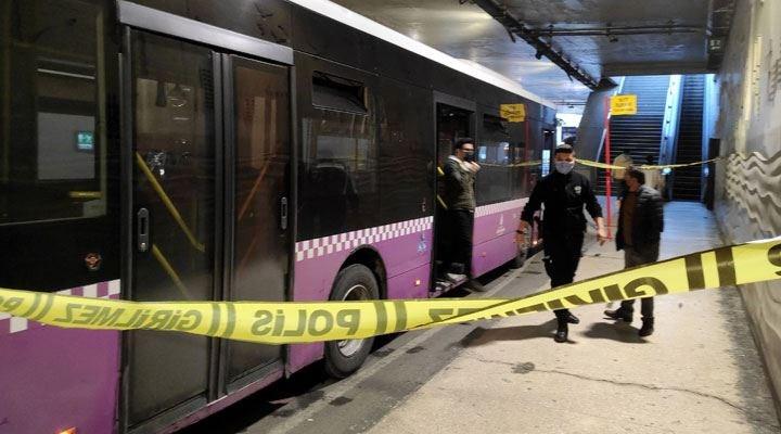 Park halindeki İETT otobüsünü çalıp İstanbul turu yaptı