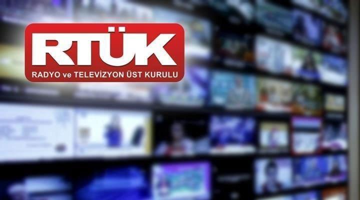 RTÜK'ten ceza yağdı:Halk TV, KRT, Fox TV, Tele 1 ve Habertürk nasiplendi