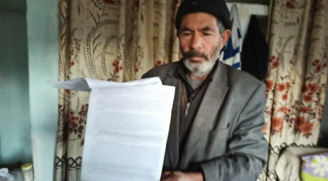 Şifa bulma niyetiyle 11 bin lirayı Üfürükçü'ye kaptırdı